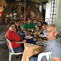 Photo taken at Restaurante El Viejo Molino by Guillermo Andrés R. on 11/26/2017