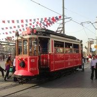 Photo taken at Taksim by Volkiman🎲 on 5/30/2013