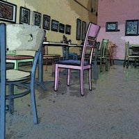 Photo taken at Cafe on Park by Terry S. on 1/18/2013