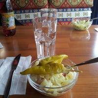 Photo taken at Marmara by Kari K. on 6/13/2013