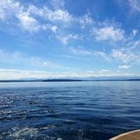 Photo taken at Vashon Ferry by J M. on 6/22/2013