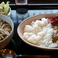 Photo taken at 食事処 なご味 by Shinno s. on 11/9/2013