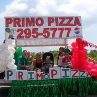 Photo taken at Primo Pizza by Primo Pizza on 2/4/2016