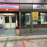 Photo taken at Potong Pasir MRT Station (NE10) by Marvin S. on 2/28/2016