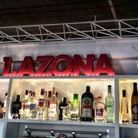 Photo taken at La Zona Social Bar by Elisabeth G. on 6/22/2014