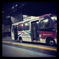 Photo taken at Terminal Metropolitano de Diadema by Robert M. on 6/23/2013
