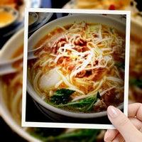"""Photo taken at Taipei Noodle House by """"MissyLen"""" on 10/2/2012"""