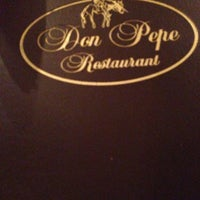 "Photo taken at Don Pepe Restaurant by ""MissyLen"" on 5/12/2013"