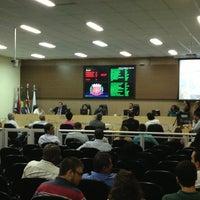 Photo taken at Camara Municipal de Americana by Eduardo S. on 3/7/2013