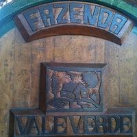Photo taken at Vale Verde Alambique e Parque Ecológico by Douglas F. on 11/22/2012