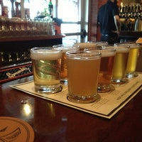Photo taken at Iron Hill Brewery & Restaurant by Jenny S. on 5/24/2013