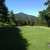 Photo taken at Manzanita Golf Course by Justin K. on 7/15/2013