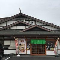 Photo taken at 和食麺処サガミ 伊勢原店 by Kazushi I. on 5/30/2016