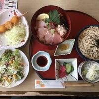 Photo taken at 和食麺処サガミ 伊勢原店 by Kazushi I. on 11/28/2016