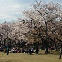 Photo taken at 里見公園 by saketechan on 3/28/2013