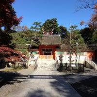 Photo taken at 吉田神社 by saketechan on 11/25/2012
