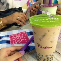 Photo taken at Chatime by Shahirah M. on 4/30/2016