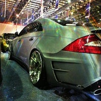 Photo taken at Hot Import Nights '12 - ( HIN City ) by Eric S. on 12/8/2012