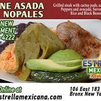 Photo taken at Estrella Mexicana by estrella m. on 2/5/2016