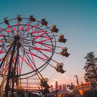 Photo taken at Darke County Fairgounds by Michael L. on 8/22/2017