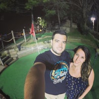 Photo taken at Adventure Golf by Michael L. on 8/1/2015