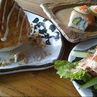 Photo taken at Kiyadon Sushi by Mee F. on 2/21/2014