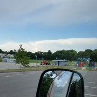 Photo taken at Caulkin's Park by Matthew C. on 8/7/2014
