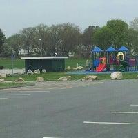 Photo taken at Caulkin's Park by Matthew C. on 5/10/2014