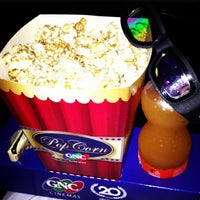 Photo taken at GNC Cinemas by Mery T. on 11/3/2012