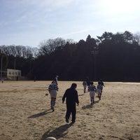 Photo taken at 大分大学 旦野原キャンパス by hiropochi_172 on 3/2/2014