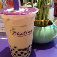 Photo taken at Chatime by Rosalynn L. on 7/22/2013