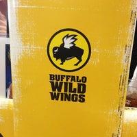 Photo taken at Buffalo Wild Wings by yuqi c. on 3/19/2013
