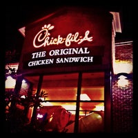 Photo taken at Chick-fil-A by Andrew S. on 9/4/2013