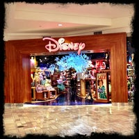Photo taken at Disney Store by Andrew S. on 10/20/2013