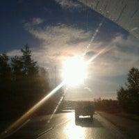 Photo taken at Трасса А-121 «Сортавала» by Екатерина К. on 10/7/2012