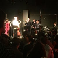 Photo taken at The Ellington Jazz Club by Arthur on 6/10/2016