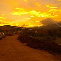Photo taken at Cigombong by Adhi D. on 1/3/2014