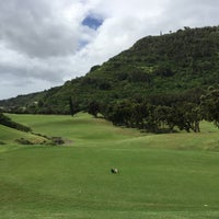 Photo taken at Oahu Country Club by Michael L. on 11/5/2015