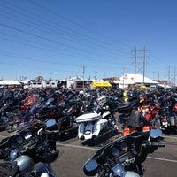 Photo taken at Black Hills Harley-Davidson by Tony W. on 8/2/2013