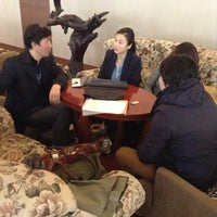 Photo taken at Hotel Inter-Burgo EXCO by 黒田 剛. on 3/6/2013