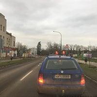 Photo taken at Železniční přejezd Jaroměř by sambar439 on 12/6/2017
