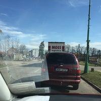Photo taken at Železniční přejezd Jaroměř by sambar439 on 4/3/2018