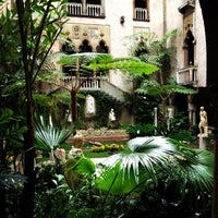 Photo taken at Isabella Stewart Gardner Museum by Charles N. on 1/20/2013