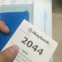 Photo taken at Maybank by Abdul Wafiy W. on 8/9/2016