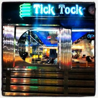 Photo taken at Tick Tock Diner by Eva L. on 10/5/2012