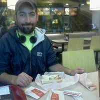 Photo taken at McDonald's by Arlet P. on 11/14/2011