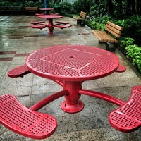 Photo taken at Wan Chai Gap Road Playground by Roger P. on 3/29/2014