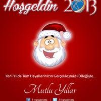 Photo taken at Transfer Ofis by Murat Ö. on 12/30/2012