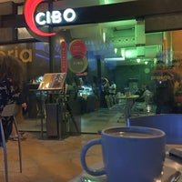 Photo taken at Cibo by Trissie C. on 10/4/2015