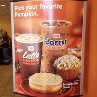 Photo taken at Dunkin Donuts by Kevin V. on 9/20/2014